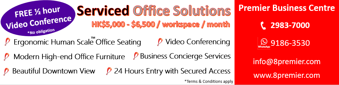 serviced office solutions